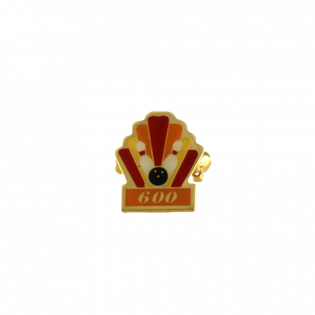 Badge Enamel 600