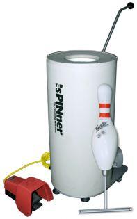 LDX SPINNER PIN CLEAN MACHINE