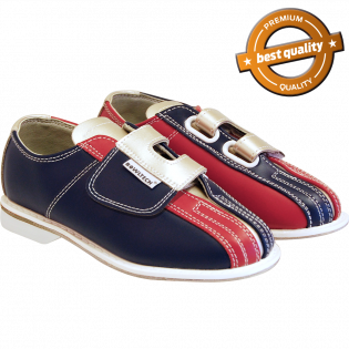 LEATHER VELCRO RENTAL SHOES